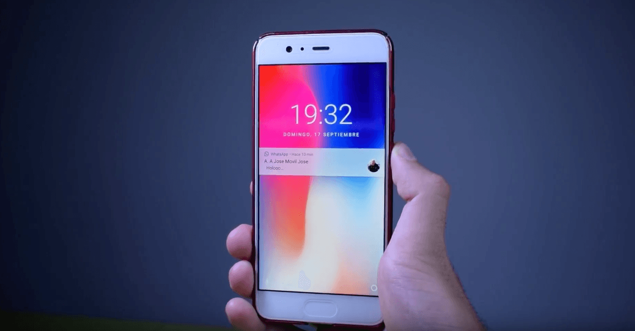 Personalización iPhone X