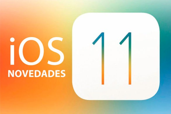iOS 11 novedades
