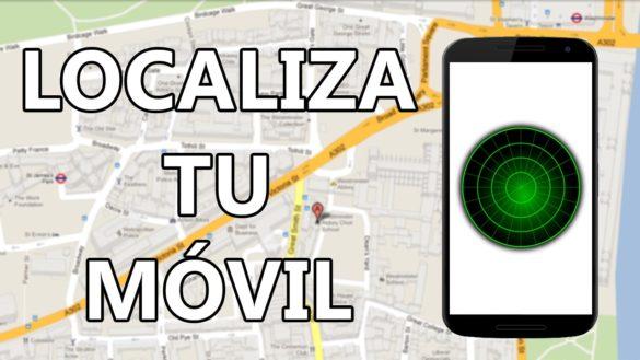Como localizar teléfono móvil perdido o robado
