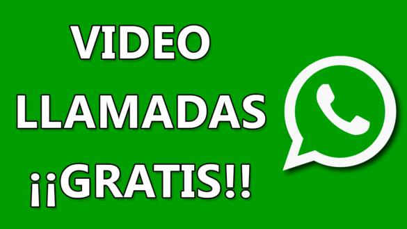 videollamadas whatsapp gratis