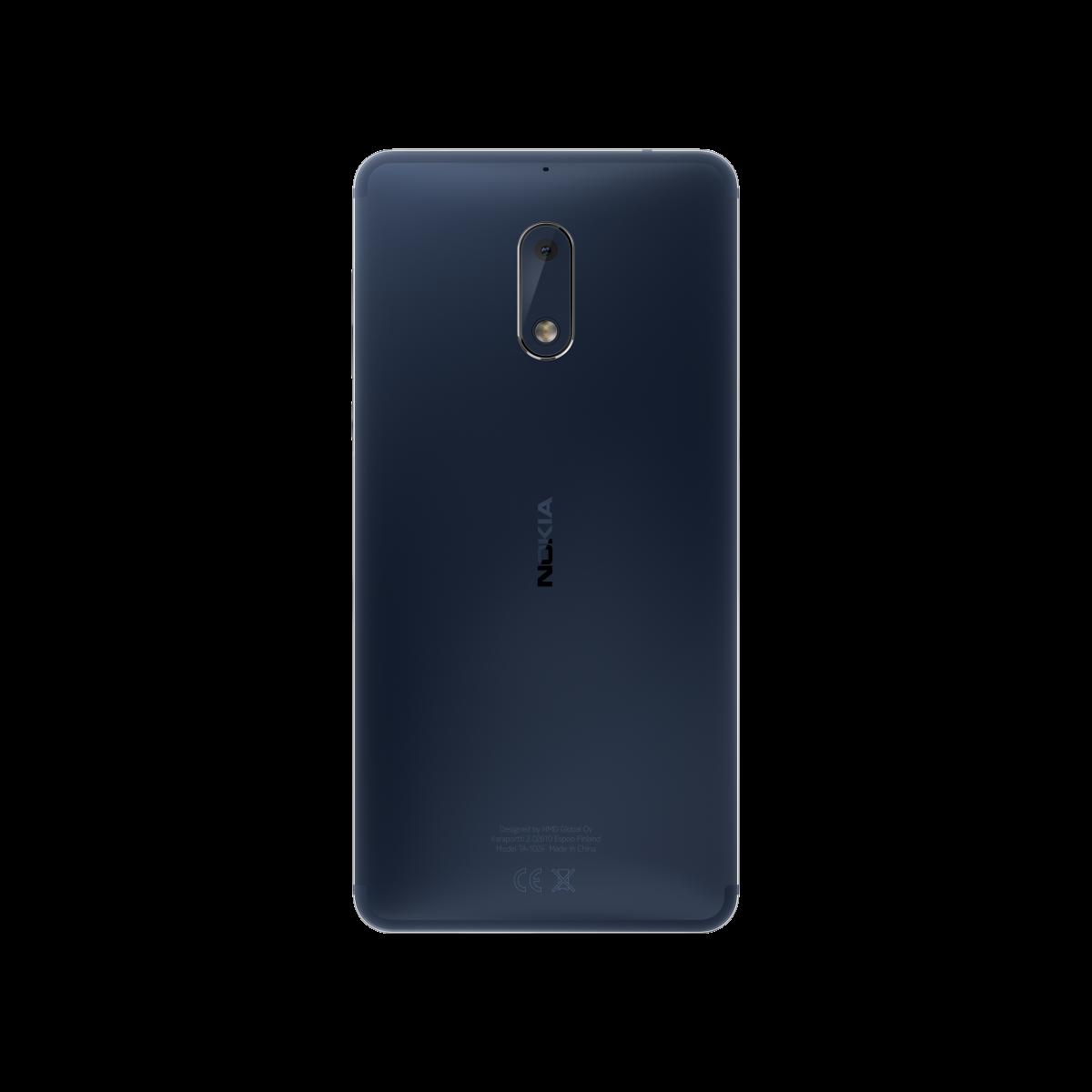Nokia 6 camara