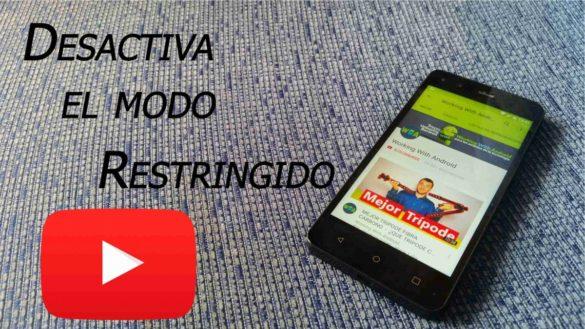 Youtube-Restringido