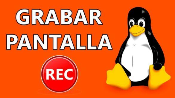 Grabar pantalla Ubuntu SimpleScreenRecording