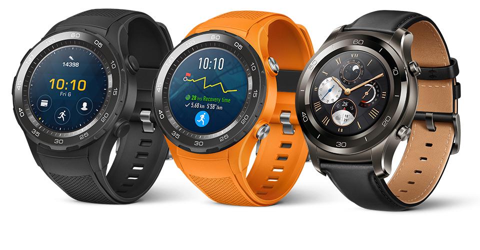 Huawei Watch 2 diseño