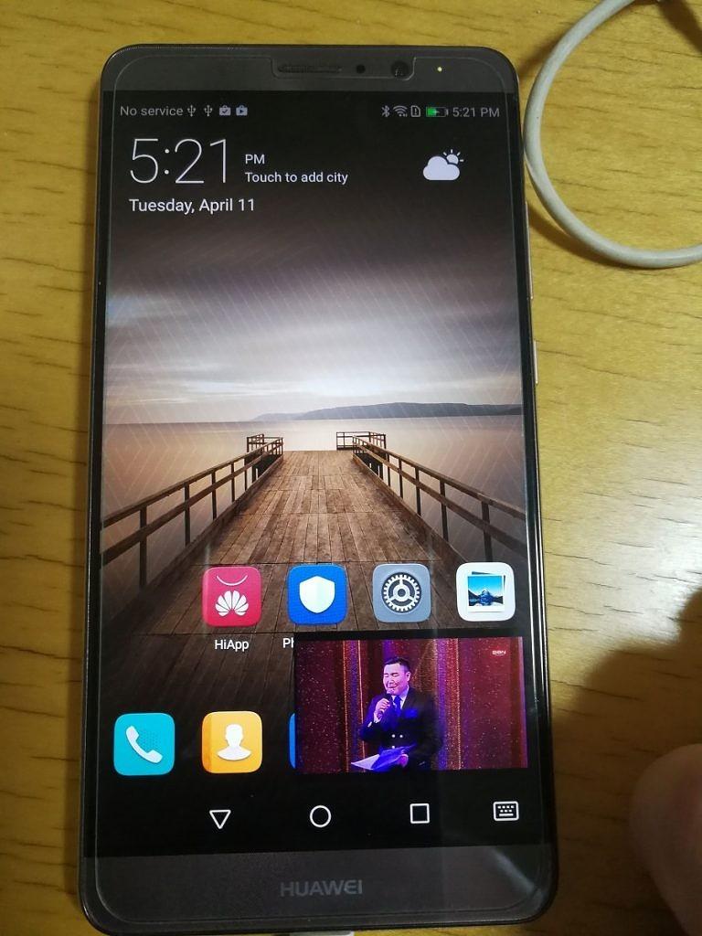 Huawei prueba Android O