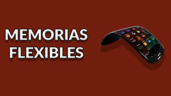 memorias flexibles