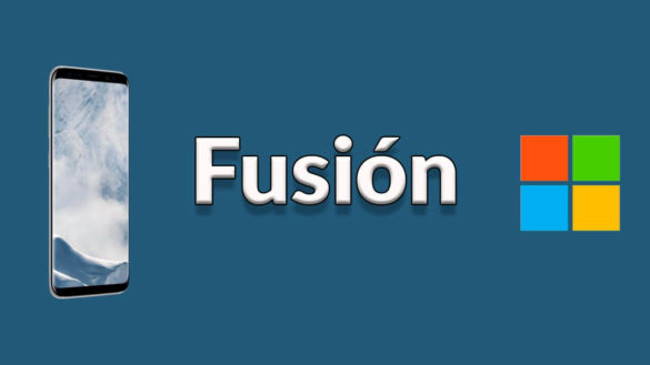Fusion Samsung Microsoft