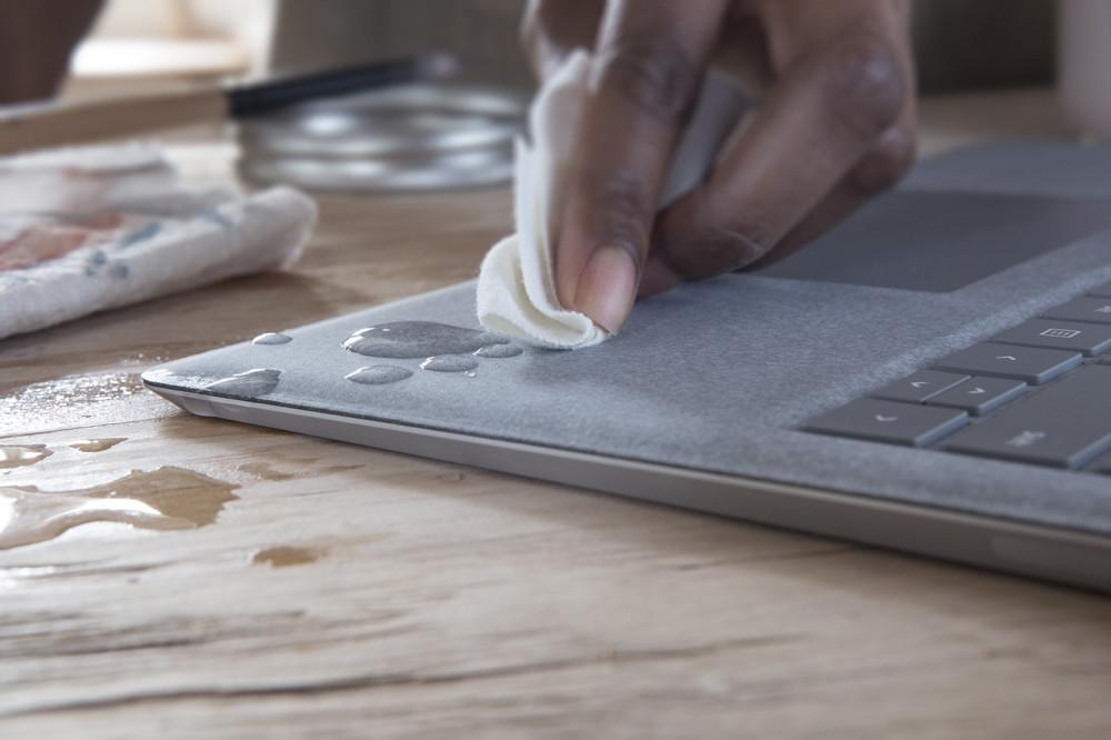 Microsoft Surface Laptop diseño