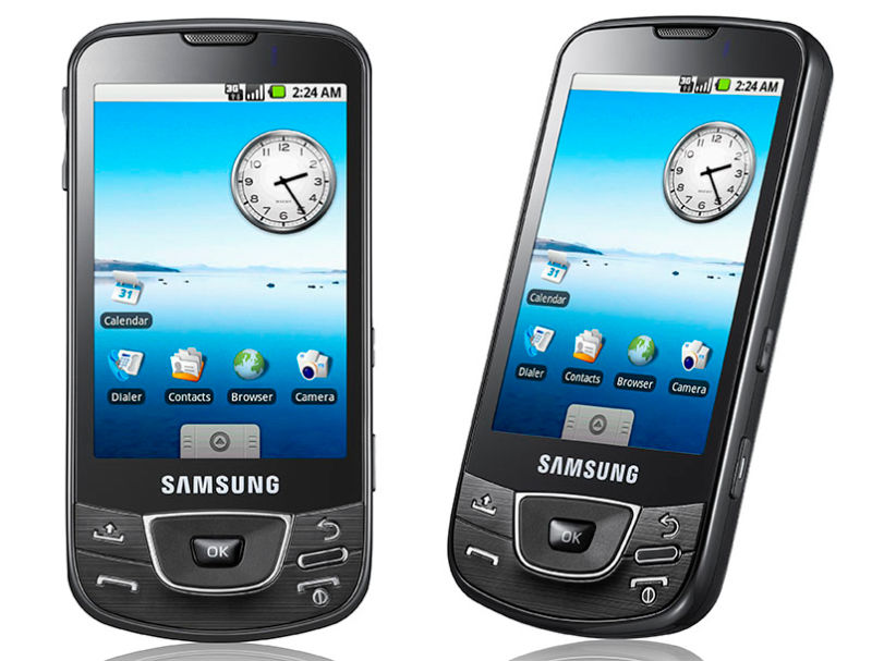 First Android smartphone