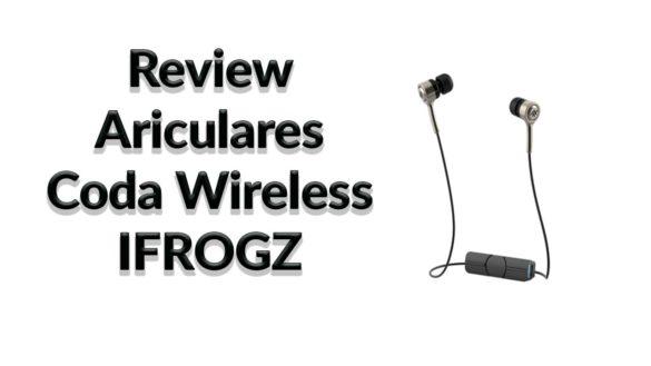 Auriculares Coda Wireless