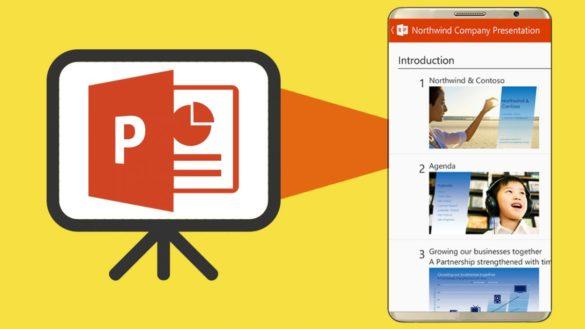 Controlar PowerPoint Remotamente desde Móvil Android - TUTORIAL