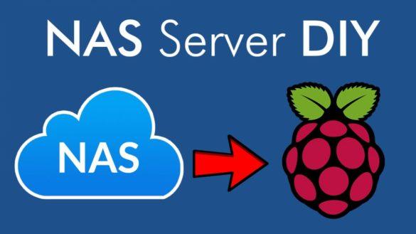 Haz tu propio Servidor NAS con una Raspberry Pi -Tutorial DIY
