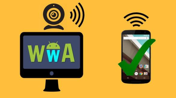 Como Usar Tu Movil Android como CAMARA WEB para el Ordenador