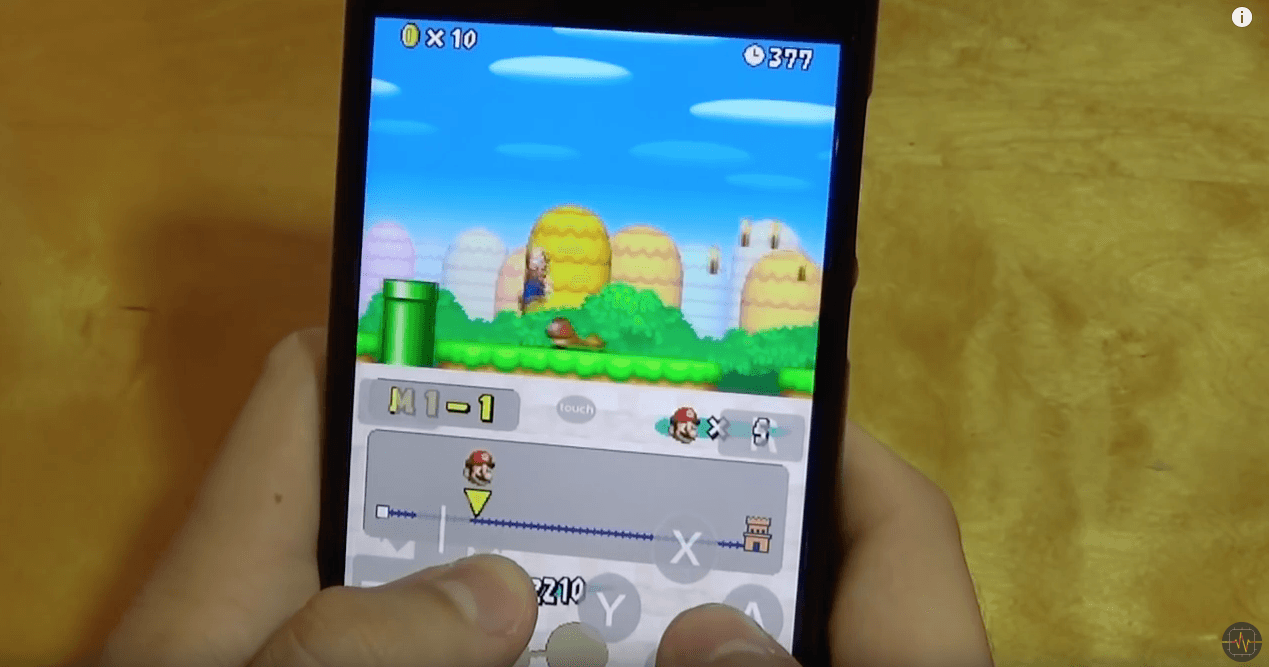 New Super Mario Bros Android