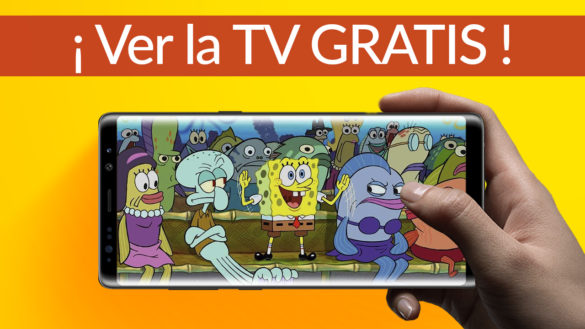 Como Ver la TV GRATIS en Tu Móvil Android