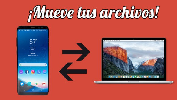 Mover o Pasar Archivos, Fotos y Videos de Tu MOVIL al PC