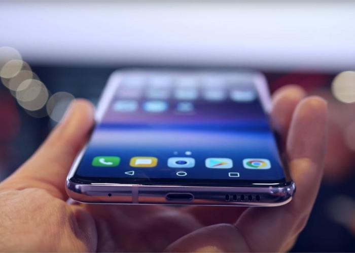 Android Oreo llega a LG