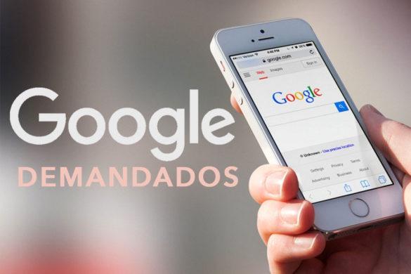 Google damanda