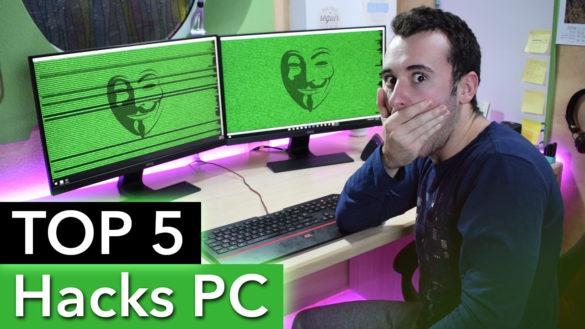 Mejores Bromas Ordenador para gastar a tus amigos - PC HACKS