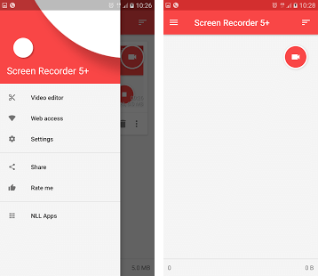 Screen Recorder NLL