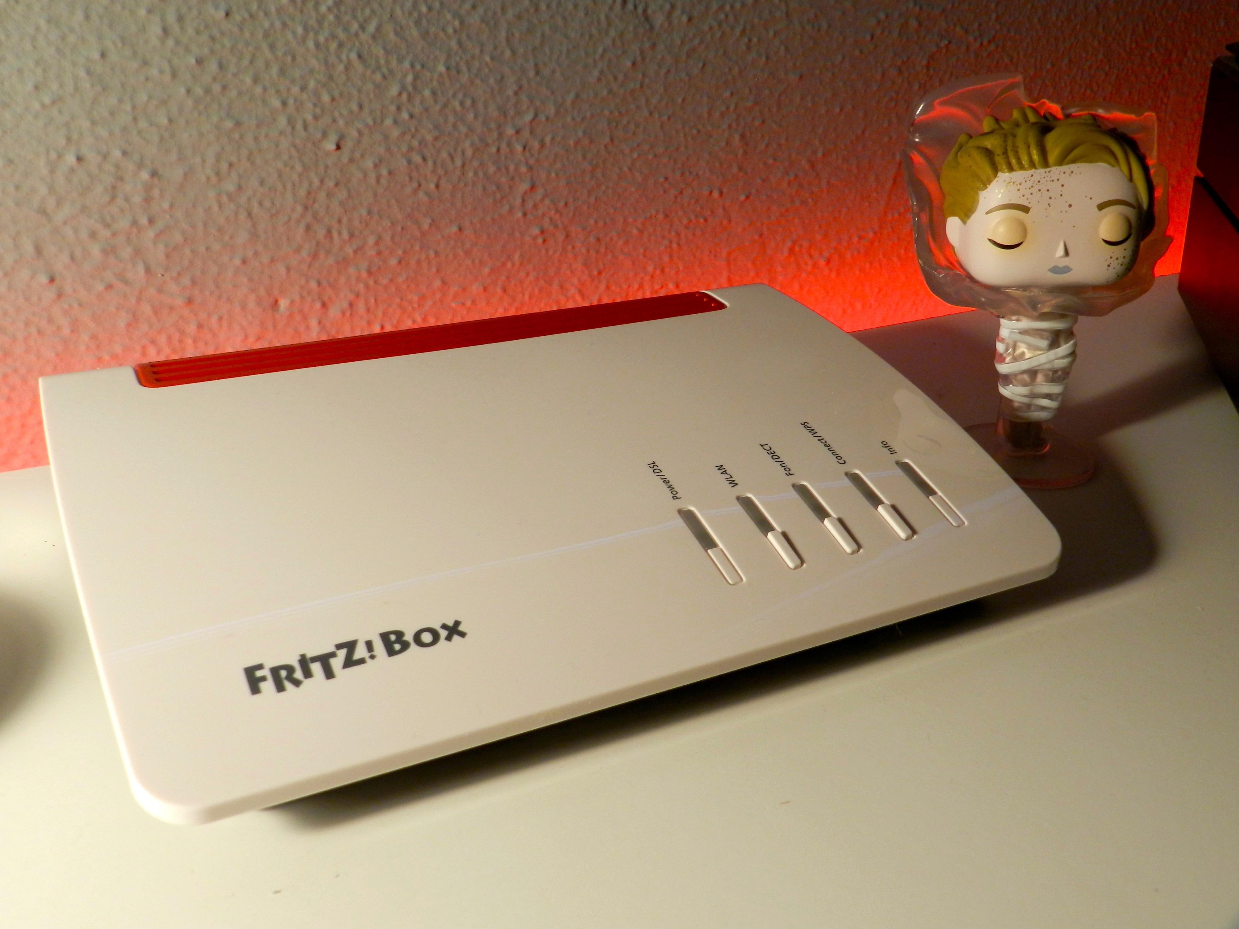 FritFritzBox 7950 diseño